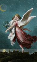 Wilhem von Kaulbach's Angel of Peace