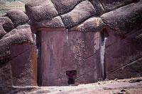 Aramu Muru Stone Doorway