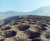 Band of Holes near Nazca