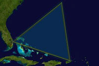 Area of the Bermuda Triangle