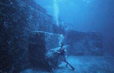 Cambay Ruins Underwater
