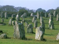 Carnac Stone Megaliths
