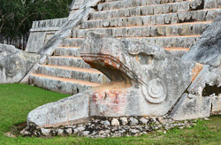 Chichen Itza Serpent