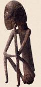 A Dogon Mali Statue