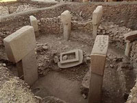 Gobekli Tepe Ruins
