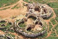 Gozo Malta Temple Complex