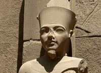 Tut at Karnak