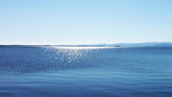 Waters of Lake Champlain