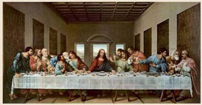 DaVinci's Last Supper
