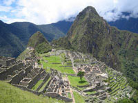 True Mountain Paradise of Machu Picchu
