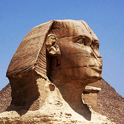 Were The Pyramids and the Sphinx Built Before the Great Flood