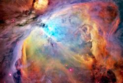 Orion Nebula NASA