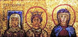 St Zeno Mosaic