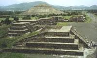 Teotihuacan Sun Temple