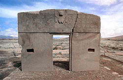 Gateway Door at Puma Punku