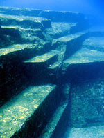 Submerged Structure at Yonaguni